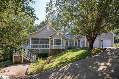 Easley Single Family Home For Sale: 716 Mt Airy Church