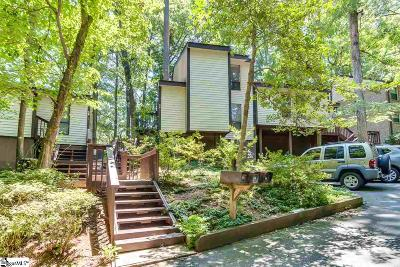 Simpsonville Condo/Townhouse For Sale: 3a Hollywoods