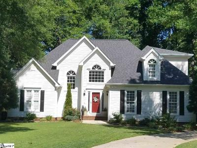 Simpsonville Single Family Home Contingency Contract: 5 Atchison
