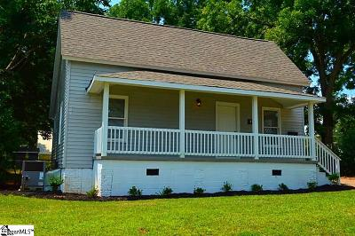 Greenville Single Family Home For Sale: 11 Norwood