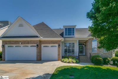 Simpsonville Single Family Home For Sale: 23 Ashby Grove