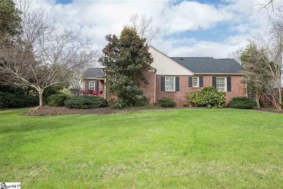 Greenville County Single Family Home For Sale: 213 E Avondale