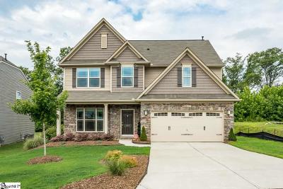 Easley Single Family Home For Sale: 107 Caledonia