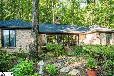 Travelers Rest Single Family Home For Sale: 60 Hungate