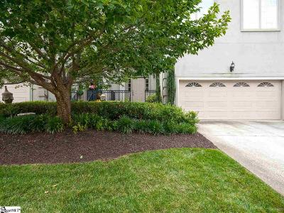Greenville County Condo/Townhouse For Sale: 227 Castellan