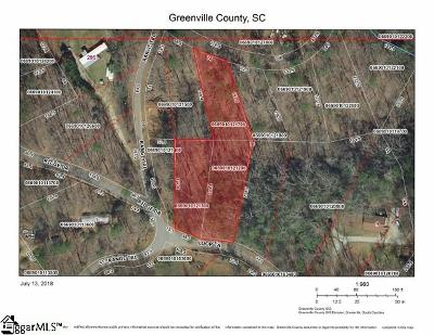 Greenville County Residential Lots & Land For Sale: Loop
