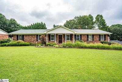Easley Single Family Home For Sale: 311 Longview