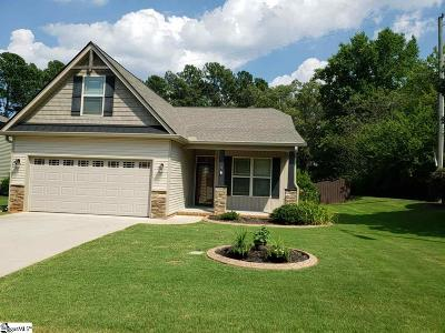 Taylors Single Family Home For Sale: 2 Summerdale