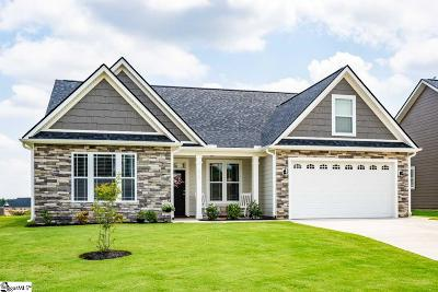 Boiling Springs Single Family Home Contingency Contract: 816 Sterling