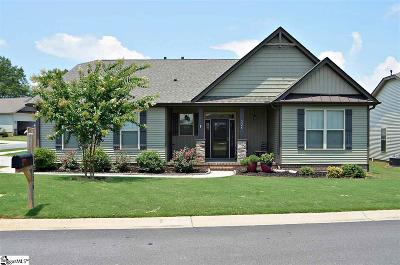 Greenville Single Family Home Contingency Contract: 326 Stallion