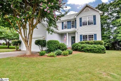 Mauldin Single Family Home For Sale: 602 Fieldgate