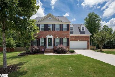 Fountain Inn Single Family Home For Sale: 312 Selden