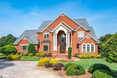 Easley Single Family Home Contingency Contract: 114 Farm Terrace