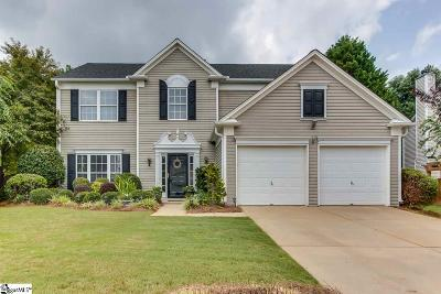 Greer Single Family Home For Sale: 123 Cotter