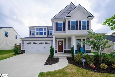 Simpsonville Single Family Home For Sale: 19 Barlow