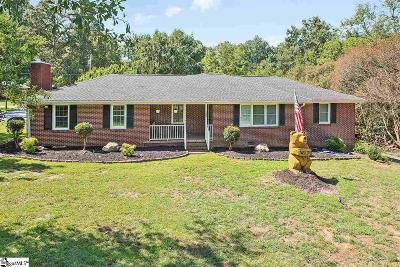 Greer Single Family Home For Sale: 126 Endless
