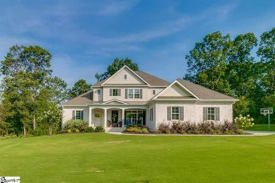 Anderson Single Family Home Contingency Contract: 201 Oakmont