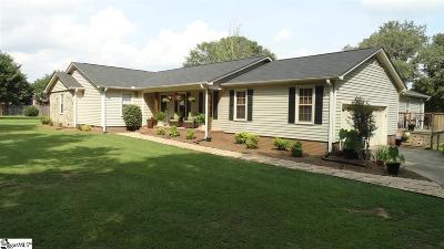 Piedmont Single Family Home For Sale: 94 Jefferson