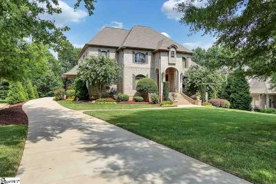 Simpsonville Single Family Home For Sale: 728 Brixton