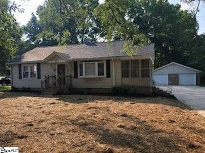 Belton Single Family Home For Sale: 213 Oak