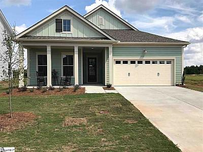Jones Mill Crossing Single Family Home For Sale: 607 Torridon #Lot JM04