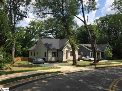 Greenville Single Family Home For Sale: 320 Haviland