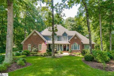 Greenville County Single Family Home For Sale: 6 Spindletop