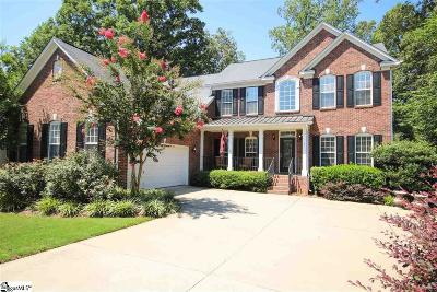 Simpsonville Single Family Home For Sale: 4 Neland