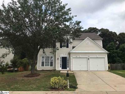 Simpsonville Single Family Home For Sale: 209 Valhalla