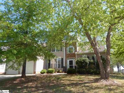 Simpsonville Single Family Home For Sale: 2 Red Jonathan