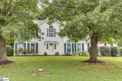 Greenville Single Family Home For Sale: 405 Waters Edge
