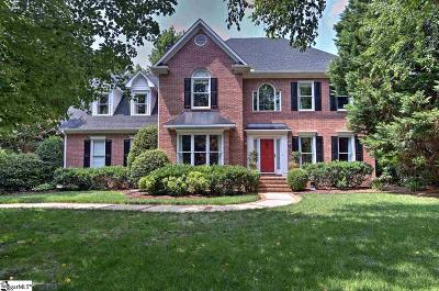 Simpsonville Single Family Home Contingency Contract: 316 English Oak