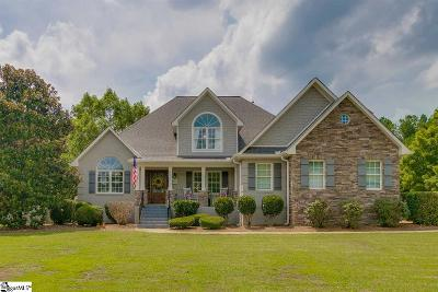 Easley Single Family Home For Sale: 115 Red Maple
