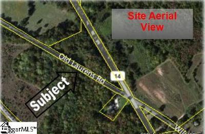Laurens Residential Lots & Land For Sale: Highway 14