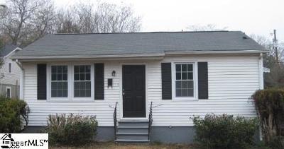 Greenville Rental For Rent: 28 Blair