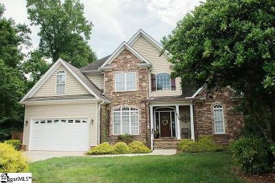 Simpsonville Single Family Home For Sale: 512 Royal Dutch