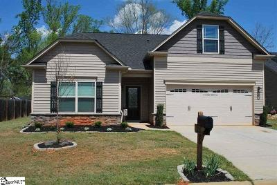 Simpsonville Single Family Home For Sale: 235 Finley Hill
