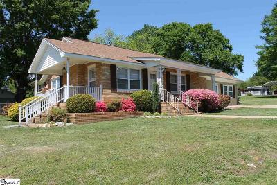 Easley Single Family Home For Sale: 101 Finley