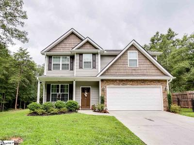 Simpsonville Single Family Home For Sale: 2734 Standing Springs