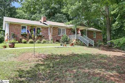 Inman Single Family Home For Sale: 425 Hannon