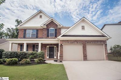 Simpsonville Single Family Home For Sale
