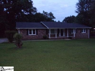Piedmont Single Family Home For Sale: 121 Wilson