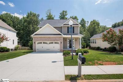 Travelers Rest Single Family Home Contingency Contract: 119 Wild Geese