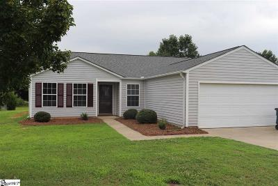 Simpsonville Single Family Home For Sale: 205 Tripmont