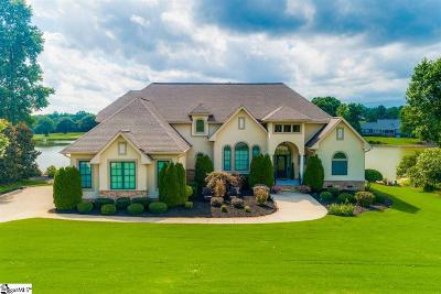 Greer Single Family Home Contingency Contract: 422 Crepe Myrtle