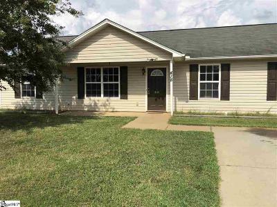 Piedmont Single Family Home For Sale: 418 Rudd
