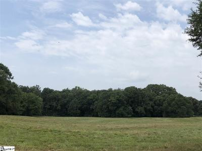 Spartanburg Residential Lots & Land For Sale: Nazareth Church