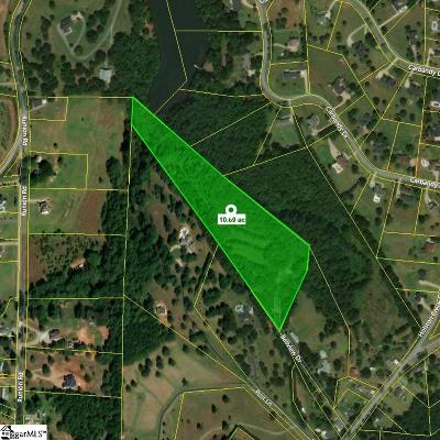 Inman Residential Lots & Land For Sale: 190 Bellview