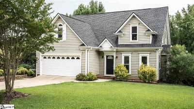Simpsonville Single Family Home For Sale: 315 Wild Rice