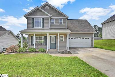 Greer Single Family Home For Sale: 102 Maximus